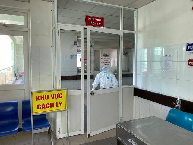 Bệnh nhân nghi mắc Covid-19 ở Đà Nẵng phải thở máy - 1