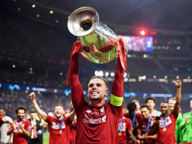 Đội trưởng Liverpool là Cầu thủ hay nhất Premier League 2019/20 - 1