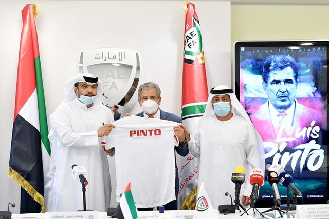 Ra mắt UAE, HLV từng dự World Cup quyết soán ngôi tuyển Việt Nam - 1