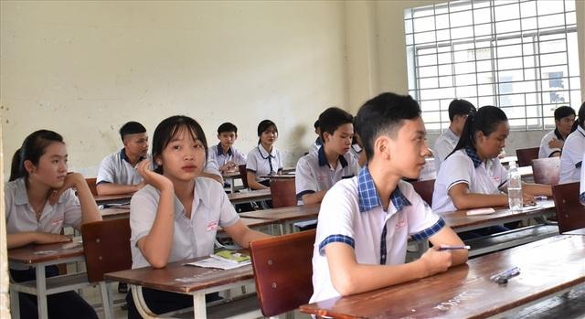 Cần Thơ: Kết thúc ngày thi đầu tiên vào lớp 10, nhiều thí sinh khen đề dễ - 2