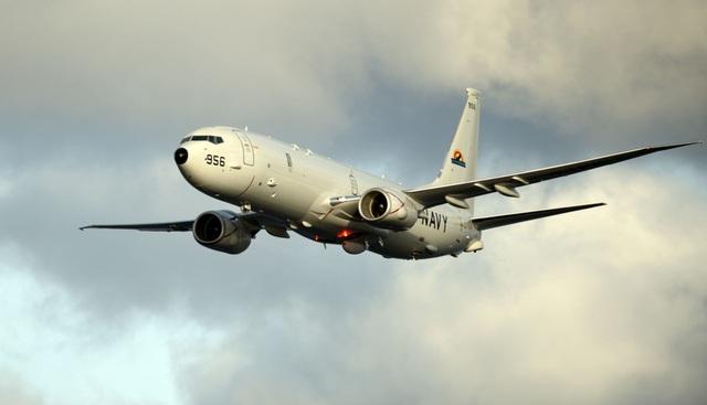 Máy bay quân sự Mỹ áp sát không phận Trung Quốc giữa lúc căng thẳng - 1