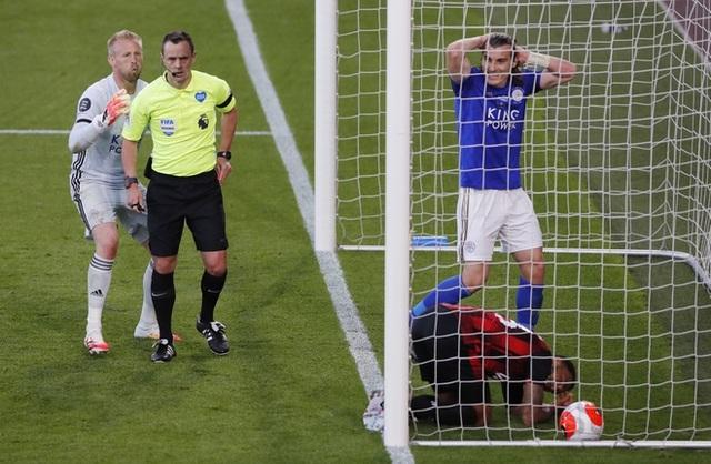 Đội hình Leicester City què quặt, người hâm mộ MU tin đội nhà chiến thắng - 2