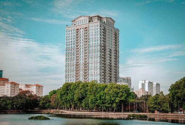 Tân Hoàng Minh lập cú hattrick giải thưởng lớn tại Dot Property Vietnam Awards 2020 - 3