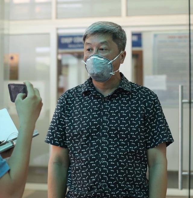 Thứ trưởng Y tế: Để du khách rời Đà Nẵng thời điểm đó là hợp lý - 1