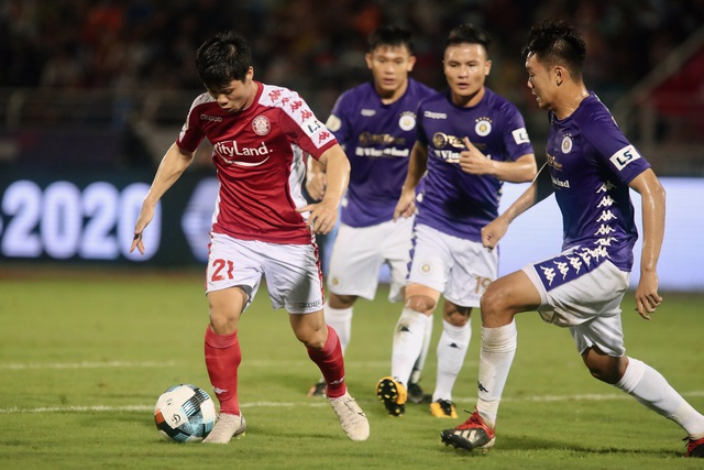 Cuộc chiến khốc liệt ở hai vòng đấu cuối cùng V-League 2020 - 1