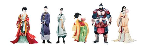 Bộ tranh minh họa truyện Kiều của nữ sinh Hà Tĩnh gây sốt - 2