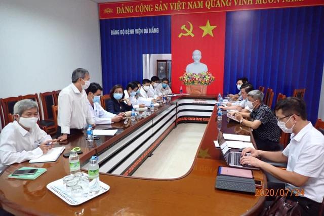 Xét nghiệm mở rộng nhân viên y tế, người bệnh ở Bệnh viện C Đà Nẵng - 2