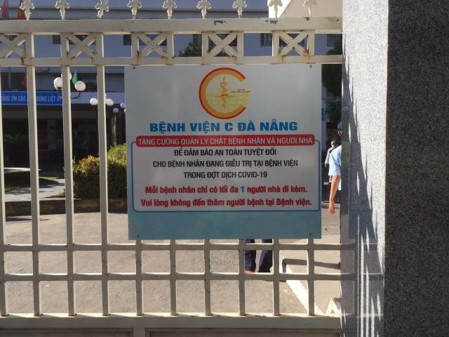 Xét nghiệm mở rộng nhân viên y tế, người bệnh ở Bệnh viện C Đà Nẵng - 1
