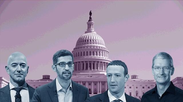 """Phiên điều trần của bốn """"đại gia công nghệ"""" trước Quốc hội Mỹ bị hoãn - 1"""