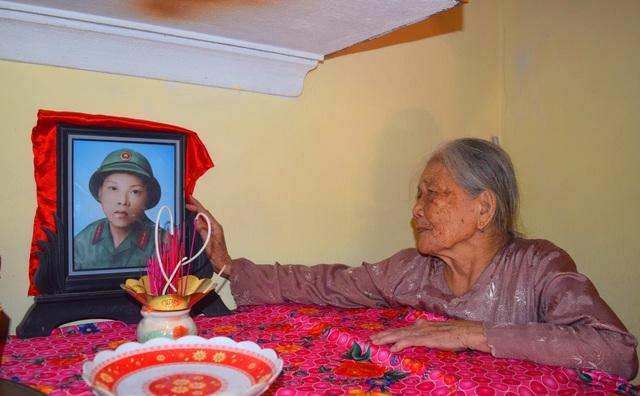 Mẹ Việt Nam Anh hùng suốt nửa thế kỷ mỏi mòn ngóng tin con - 4