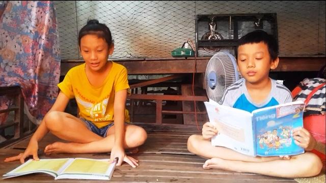 Người cha nằm liệt giường, hai con thơ dại nguy cơ bỏ học giữa chừng - 4