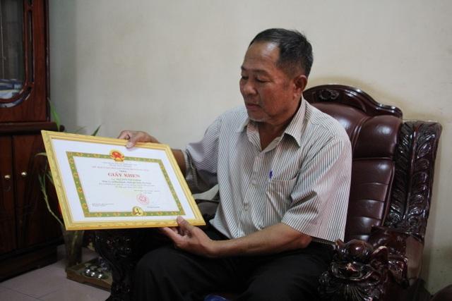 Đắk Lắk: Gặp gỡ cựu chiến binh có tấm lòng nhân ái - 3