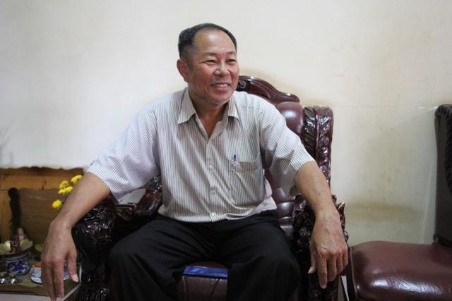 Đắk Lắk: Gặp gỡ cựu chiến binh có tấm lòng nhân ái - 1