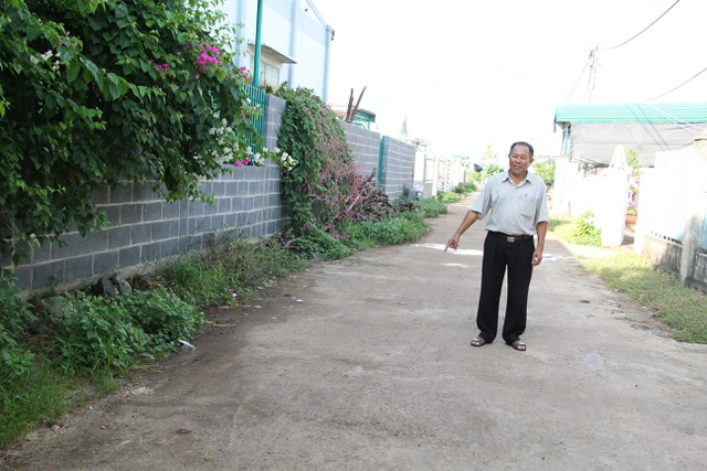 Đắk Lắk: Gặp gỡ cựu chiến binh có tấm lòng nhân ái - 4