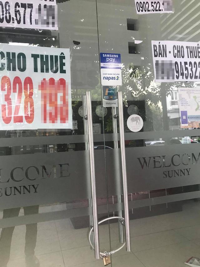 TPHCM: Đỏ mắt tìm người thuê mặt bằng ở khu phố người Hàn - 5