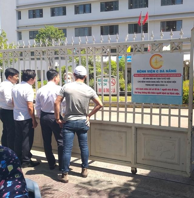 Ca Covid-19 thứ 3 tại Đà Nẵng đi chợ đầu mối, tiếp xúc 3 người ở Quảng Nam - 1