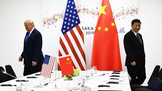Căng thẳng Mỹ-Trung leo thang trước chiến tranh lạnh mới: Rủi ro gia tăng - 1