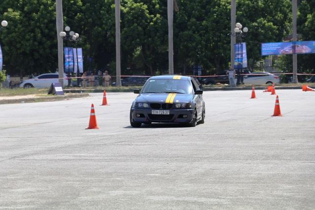 Giải ô tô thể thao Gymkhana Ninh Bình 2020 đã tìm được nhà vô địch - 4