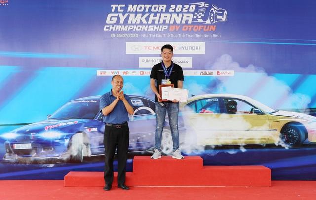 Giải ô tô thể thao Gymkhana Ninh Bình 2020 đã tìm được nhà vô địch - 2