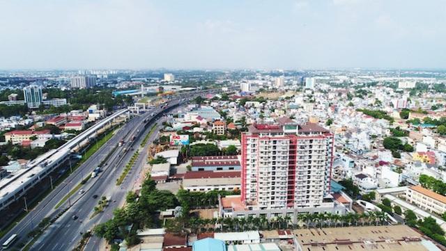 TP Hồ Chí Minh: Thành phố phía Đông sẽ tạm thời có tên là thành phố Thủ Đức - 1
