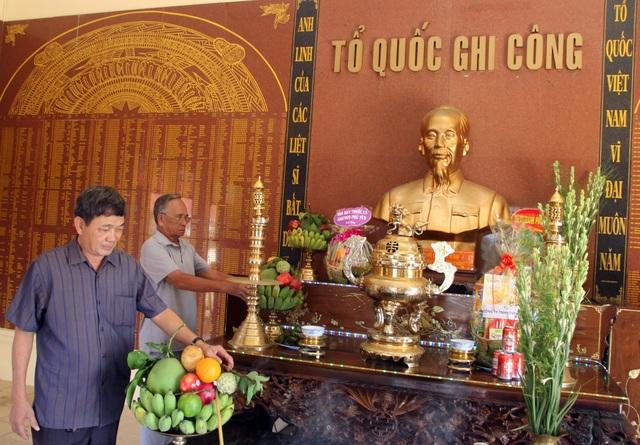 Phú Yên: Tổ chức giỗ chung cho hơn 6.000 liệt sĩ - 3
