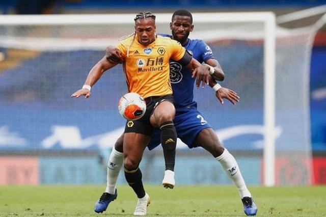 Chelsea 2-0 Wolves: Những cú đánh nhanh gọn - 6