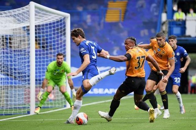Chelsea 2-0 Wolves: Những cú đánh nhanh gọn - 5