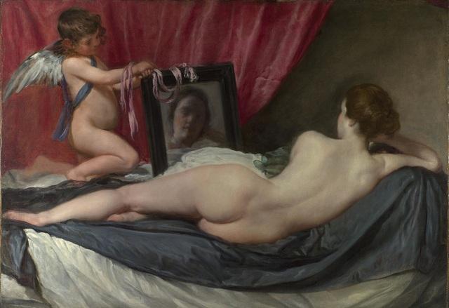 Những vòng 3 đẹp nhất trong lịch sử nghệ thuật - 7