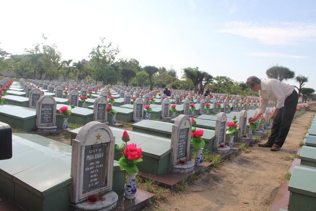 Phú Yên: Tổ chức giỗ chung cho hơn 6.000 liệt sĩ - 2