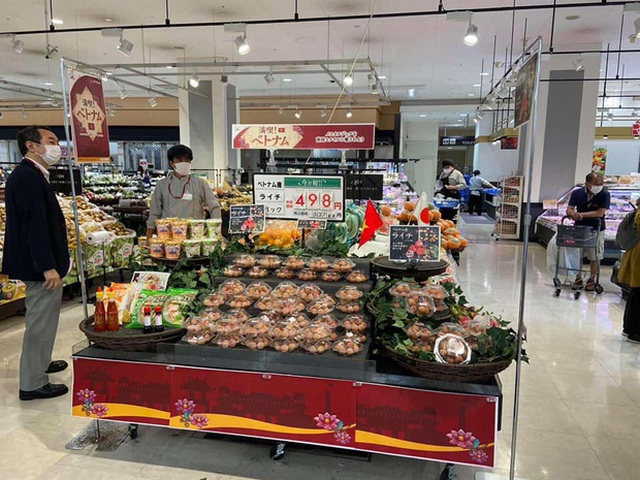 Báo Nhật: Vải thiều Việt Nam gây sốt trên thị trường Nhật Bản - 2