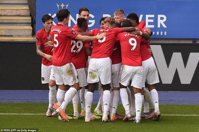 Man Utd giành vé dự Champions League: Vui thôi, đừng vui quá! - 1