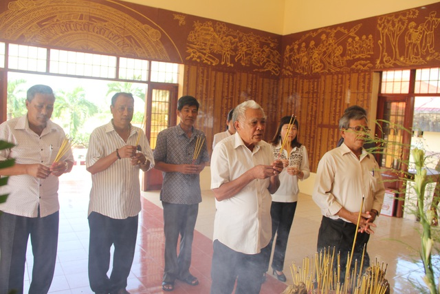 Phú Yên: Tổ chức giỗ chung cho hơn 6.000 liệt sĩ - 7