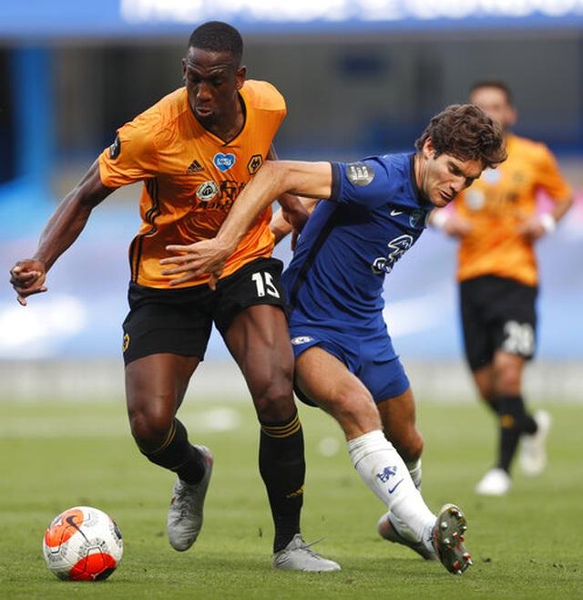 Chelsea 2-0 Wolves: Những cú đánh nhanh gọn - 4
