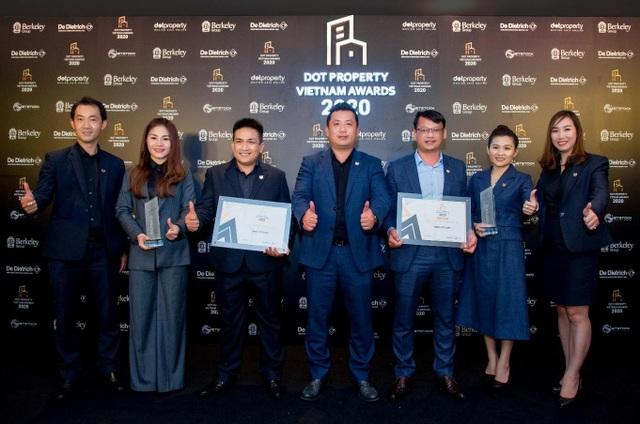 """DKRA Vietnam giữ vững phong độ và bứt phá với """"cú đúp"""" giải thưởng Dot Property Vietnam Awards 2020 - 2"""