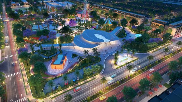 Tưng bừng khai trương showroom dự án Gem Sky World tại Hà Nội - 2