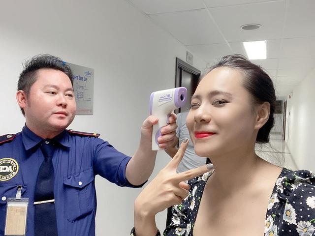 Diễn viên Kaity Nguyễn tự cách ly 14 ngày, Hồ Bích Trâm được kiểm tra y tế - 3