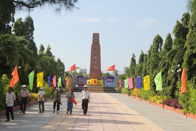 Phú Yên: Tổ chức giỗ chung cho hơn 6.000 liệt sĩ - 1