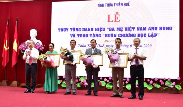 Thừa Thiên Huế: Truy tặng 12 mẹ danh hiệu Bà mẹ Việt Nam anh hùng - 2