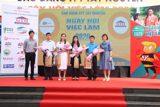 Ngày hội việc làm FPT Polytechnic Tây Nguyên: Cơ hội việc làm ngay từ trên ghế nhà trường - 1
