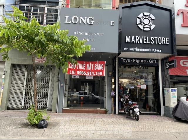 Nhà phố tiền tỷ thi nhau đóng cửa, treo biển cho thuê ở trung tâm Sài Gòn - 16