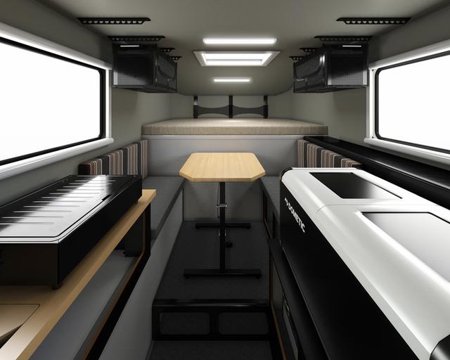 Scout Olympic - Giải pháp biến xe bán tải thành xe dã ngoại - 3
