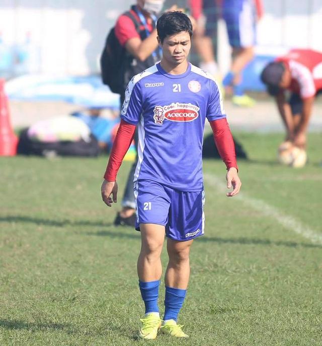 Công Phượng và đồng đội vượt qua cú sốc chia tay HLV Chung Hae Seong - 1