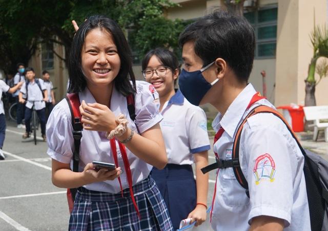 Học sinh giỏi chủ động rớt lớp 10, rẽ ngang sang...giáo dục nghề nghiệp - 1