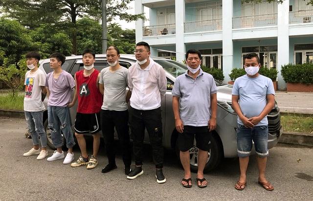 """5 người Trung Quốc nhập cảnh """"chui"""": Thuê thuyền vượt biên giá 300 nghìn? - 1"""