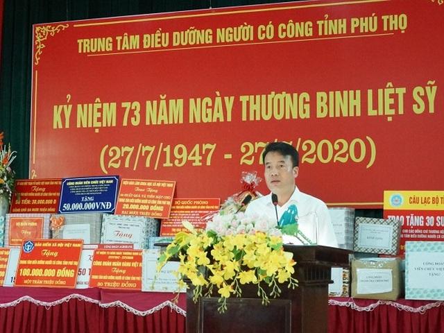 BHXH Việt Nam tri ân người có công tại tỉnh Phú Thọ - 2