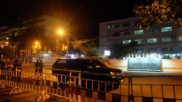 Cận cảnh Đà Nẵng phong tỏa 3 vùng tâm dịch - 4