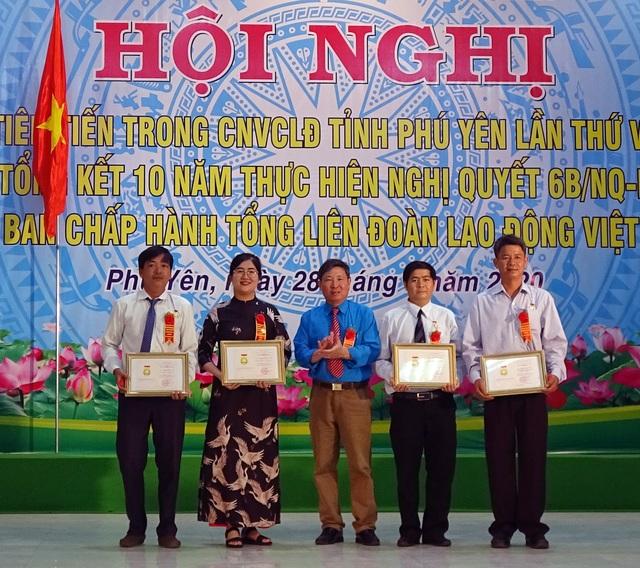 Phú Yên: Hơn 1.000 sáng kiến của công nhân lao động điển hình - 2