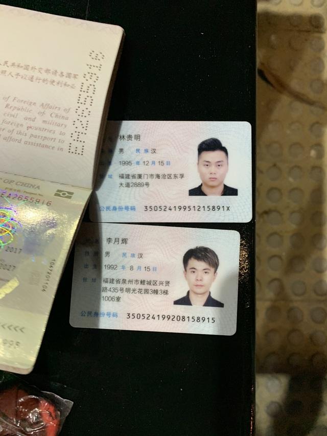 Phát hiện thêm 8 người Trung Quốc nhập cảnh trái phép - 1