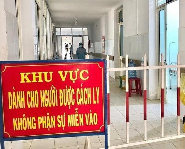 Quảng Nam phát hiện 5 ca mắc Covid-19 mới - 1