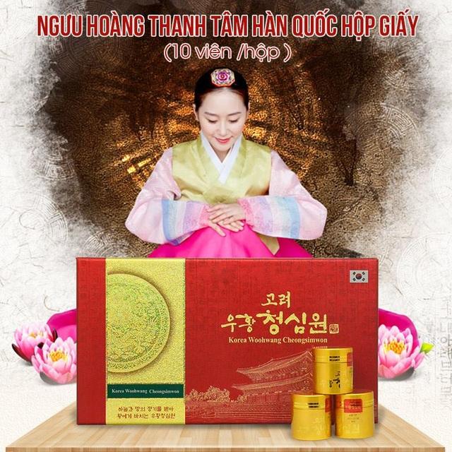 Khuyến mại khai trương Showroom Sâm Triều Tiên – Mua 1 tặng 1, giảm giá 10% - 5